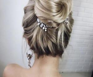etsy, wedding hair pins, and crystal bobby pins image