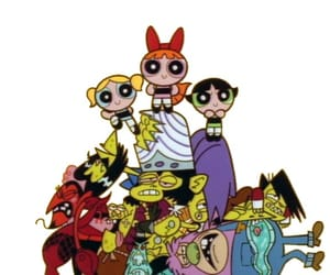 90s, cartoon, and powerpuff girls image