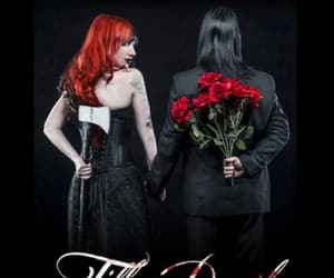 poster, new years day, and jeremy saffer image