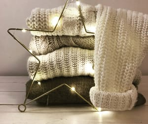 beige, cosy, and sweater image
