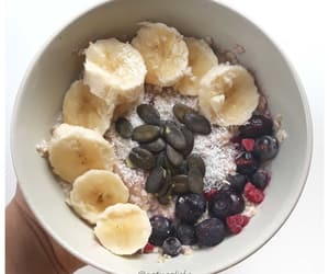 breakfast, fitness, and inspiration image