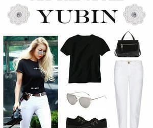 kpop, outfit, and kpop outfit image