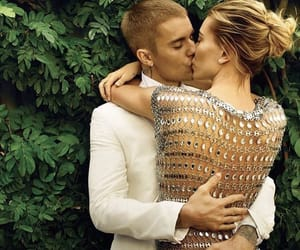 justin bieber, love, and hailey bieber image
