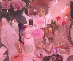 pink, aesthetic, and girly image