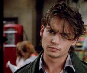 johnny depp, vintage, and 90s image