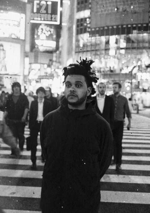 article, singers, and the weeknd image