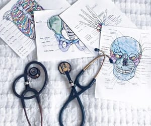 study, doctor, and medicine image