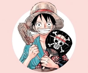 one piece, luffy, and pale image