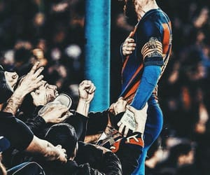 Barca, lionel messi, and football image