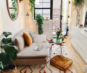 home, apartment, and decor image