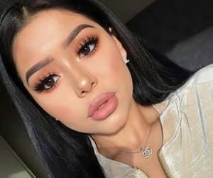 beauty, makeup, and goals image