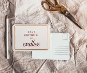 Post card, postcard, and motivational card image
