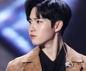 boy, handsome, and wanna one image