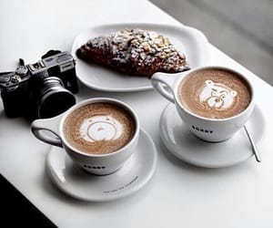 coffee and yummy image