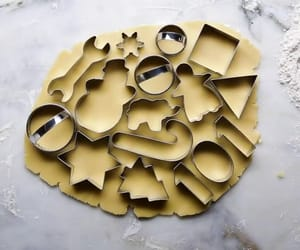 christmas, cookie, and cookie cutter image