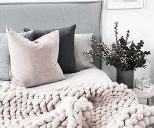 bedroom, interior design, and decor image
