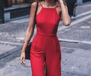 fashion, red, and clothes image