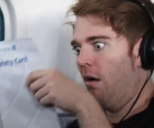 reaction, shook, and shane image