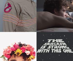 caleb, stranger, and things image
