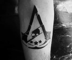 assassins, creed, and tattoo image