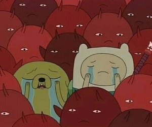 adventure time, cartoon, and finn image