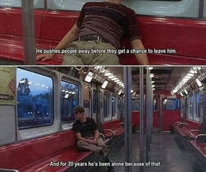 alone, good will hunting, and films image