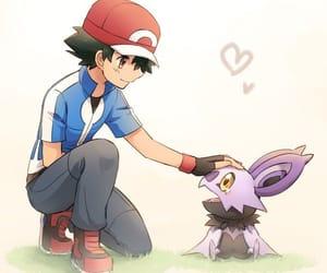 anime, pokemon, and anime boy image