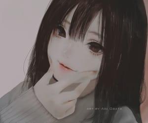 anime, anime girl, and aoi ogata image