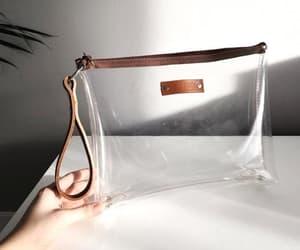 etsy, makeup bag, and zipper purse image
