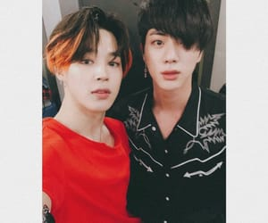 iconic, jin, and bts image