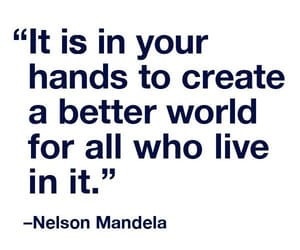 so true, quote, and nelson mandela image