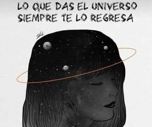 Dar, karma, and universo image