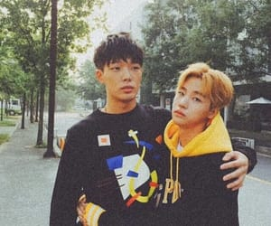 bobby, Ikon, and jinhwan image