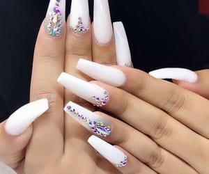beauty, nail art, and nails image