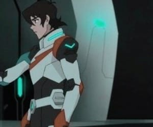 icons, keith, and Voltron image