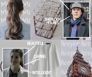 aesthetic, molly hooper, and bbc image