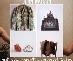 aesthetic, john watson, and bbc image