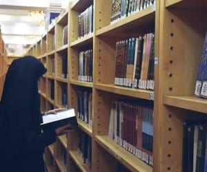 books, الحجاب, and كُتُب image
