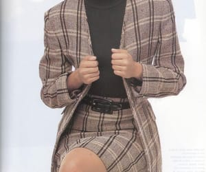 1998, donna, and plaid image
