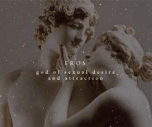 aesthetic, god, and eros image