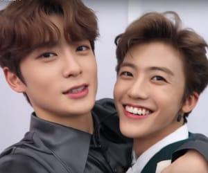 jaehyun, nct, and jaemin image