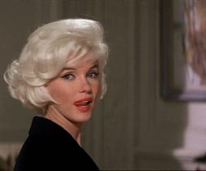 beautiful, gif, and Marilyn Monroe image