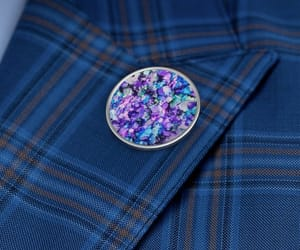 broach, pride, and lapel pin image