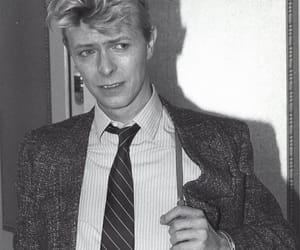 david bowie, legend, and music image