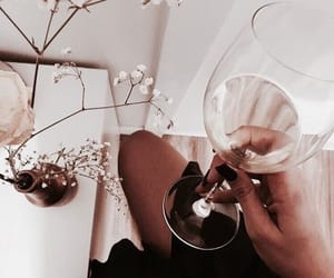wine, aesthetic, and drink image