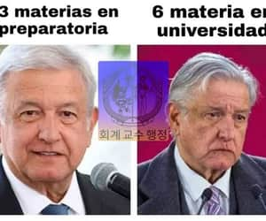 meme, amlo, and presidente image