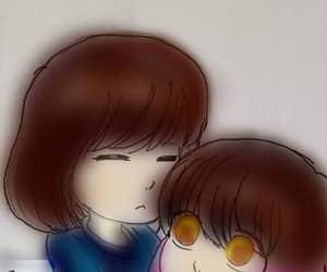 betty and frisk image