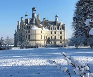 french castle and ladysuzanne image