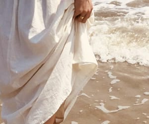aesthetic, beach, and white image