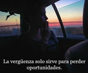 frases, verguenza, and tumblr image